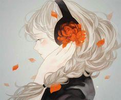 Image about girl in Anime / Manga 7 by Yume on We Heart It Manga Anime, Manga Art, Girls Anime, Anime Art Girl, Art And Illustration, Fantasy Kunst, Fantasy Art, Estilo Anime, Animation