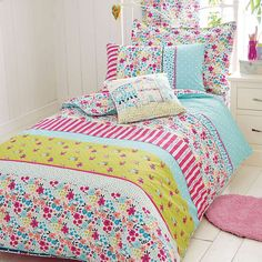 Sophie Bed Linen Collection | Dunelm