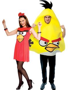 Fun and cute couple costumes for you and your man. http://www.cosmopolitan.com/sex-love/relationship-advice/couples-halloween-costumes#slide-1