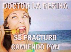 Endondoncia Madrid -- Estaba comiendo lechuga y se me partio el diente Dr. te mando una foto....#clinicabonadent