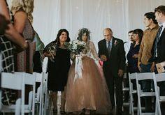 IPRESSTV: Paralyzed Bride Walked on Wedding Day To Marry Her Husband.