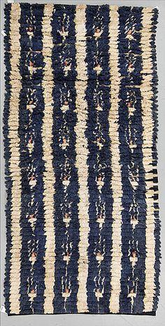 Gles rya, Sverige/Finland 1900talets första hälft. Finland, Rya Rug, Floor Art, Textiles, Magic Carpet, Wall Hangings, Textile Art, Carpets, Sweden