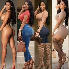 The many styles of Dolly Castro. I know as soon as I meet her,  I'll be fluent in Spanish !!