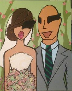 Paintings by Twiggy Originals/Twiggy Bridal