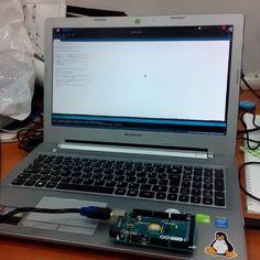 #arduino #arduinomega #arduinomega2560 #linux #pisi #pisilinux #opensource by prdsmehmetstc