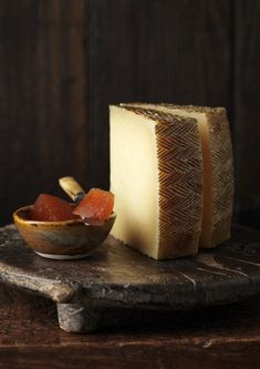 Manchego and quince