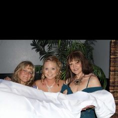 Mom's and bride