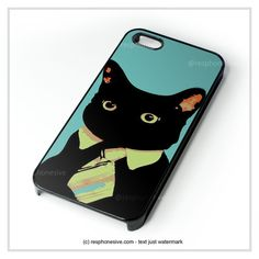 Cat Office iPhone 4 4S 5 5S 5C 6 6 Plus , iPod 4 5 , Samsung Galaxy S3 – resphonesive , http://www.my-icover.nl ✿ ☺
