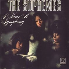 Supremes Motown Soul Lp I Hear A Symphony Original Deep Groove Diana Ross The Ventures, Tamla Motown, Sweet Soul, Vinyl Cover, Cover Art, Cd Cover, Greatest Songs, Soul Music, Love Songs