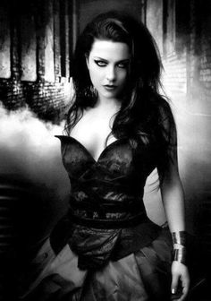 Amy Lee (of Evanescence)