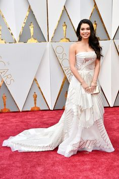 Cool See All The Looks From the Oscars 2017 Red Carpet... Celebrity Style