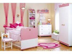 Mobila camera copii si bebelusi - Princess - Mobilier camera fetite model Printesa de la Klups   Reduceri Oferte si Promotii in Romania   Mobilier pentru copii