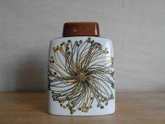 Royal Copenhagen fajance - Pillow Vase - 635/3121 - Ellen Malmer