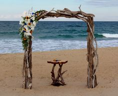 Large Driftwood Arch! idoobxchairs.com