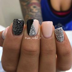 Best Gel Nails - 44 Best Gel Nails for 2018 - Hashtag Nail Art