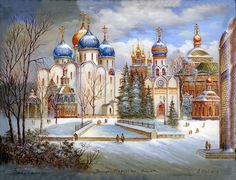 artist - Tatiana Sholokhova designs