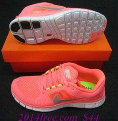 Cute running shoe.