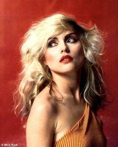 #Blondie #DebbieHarry #1980's