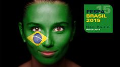 FESPA Brasil 2015 - 18-21 March 2015 - http://www.fespabrasil.com.br/ ---------------------------------------------------------------------------------------  To be held for the first time in March 2015 - Parallel to ExpoPrint Digital , which addresses the print market-oriented graph - the FESPA Brazil promises to present incredible releases from the best manufacturers entered the market in screen printing, digital printing large format , digital printing and clothing, signage and digital…