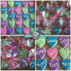 #Valentine #CookieFavors
