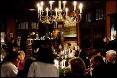 City Cottage Reception Dinner