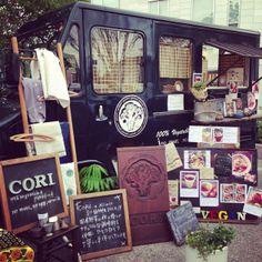 GOOD FOOD MARKET 【6月出店者紹介】CORI.(移動販売)