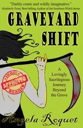 "(New York Times and USA Today Bestselling Author MaryJanice Davidson: ""Charming and hilarious...Sookie and Betsy have some competition!"" Graveyard Shift has 4.5 Stars with 58 Reviews on Amazon)"