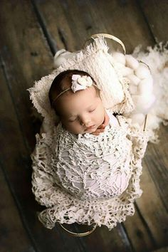 BG/_ CO/_ FT Crochet Knitted Cocoon Newborn Baby Photography Prop Backdrop Access
