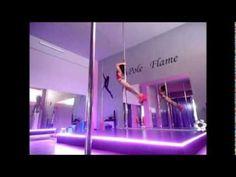 Intermediate Advanced Pole Moves & Combos