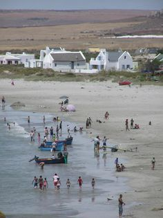 Paternoster is one of the oldest fishing villages on the West Coast.