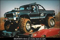 The Original BIGFOOT Monster Truck «