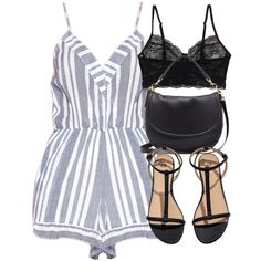 Untitled #3962 by laurenmboot on Polyvore featuring Lovers + Friends, Monki, H&M and Mulberry