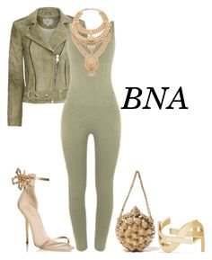 """BNA"" by deborahsauveur ❤ liked on Polyvore featuring IRO, Samantha Wills, Clara Kasavina, Dsquared2 and Yves Saint Laurent"