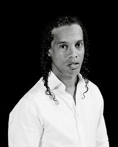 Ronaldinho, jogador de futebol Foto:Gabo Morales