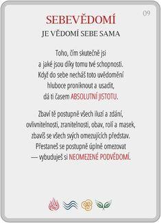 Portál pro osobní rozvoj změnou podvědomí a vlastní přitažlivosti: Člověče, poznej se — 9/24: Sebevědomí