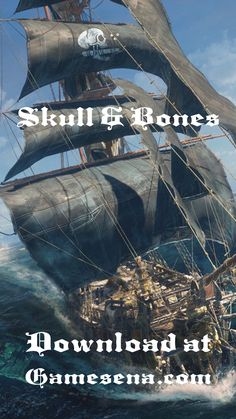 Skull and Bones are located in the Indian Ocean and make the player lead a group of pirate forces with various features such as being able to be played by many people and the explosion of ships that are so intense.