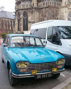 Peugeot 204 diesel break #peugeot
