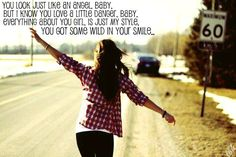 """Wild In Your Smile"" -Dustin Lynch"