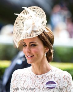 From Berkshire to Buckingham : Duchess of Cambridge Makes Her Royal Ascot Debut