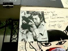 [Paris Tonkar magazine] #graffiti #streetart #urban #lifestyle: Rue de Verneuil, novembre 2013
