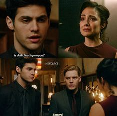 Shadowhunters 2x08