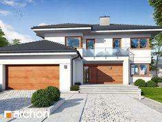Garage Design, Exterior Design, House Extension Design, House Design, Double Storey House, Dream House Interior, Cottage Plan, Architect House, House Extensions