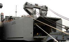 #Armi #chimiche, ancora poco chiaro il passaggio dal porto di #GioiaTauro