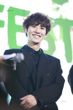 Chanyeol ~ spunky action, baby! | do not edit.