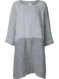 Dosa two-tone Tunisian tunic                              …