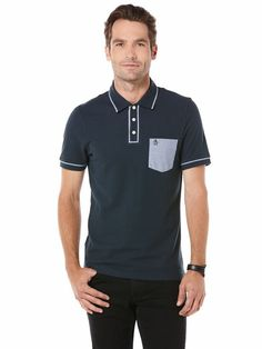 THE EARL 2.0 OXFORD POLO