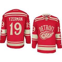 Detroit Red Wings 2014 NHL Winter Classic Henrik Zetterberg Red Jersey  Branded New jerseys. All name number are sewn on. Fetch from the nhl  original factory ... bce9075f5