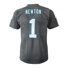 5d9f059c9bd Cam Newton T-Shirt Jersey - Grey - $40. Carolina Panthers · Panther Kids