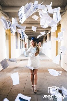 University of Arizona Arizona State University Senior Grad Graduation Pictures in Tempe or Tucson AZ