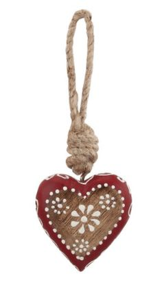 Gingerbread Ornaments, Holiday Ornaments, Holiday Gifts, Christmas Gifts, Holiday Decor, Christmas Tree, Heart Ornament, Wooden Hearts, Twine